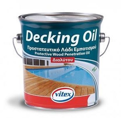 Picture of DECKING OIL