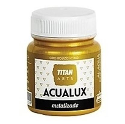 Picture of Χρώμα Μεταλλικών Αποχρώσεων Νερου - Acualux TITAN